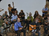 With Paul Glasse and the Austin Mandolin Orchestra 2011