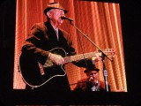 Onstage with Leonard Cohen 2012